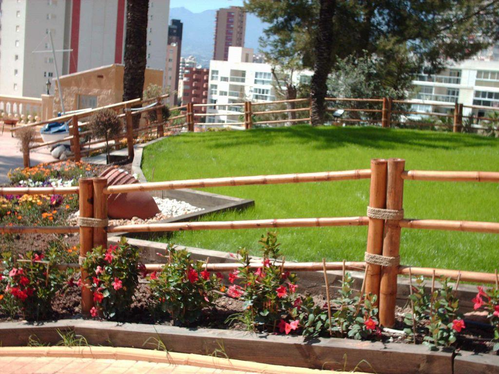 Verjas para jardin gallery of jpg jpg jpg jpg with verjas - Verjas para jardin ...