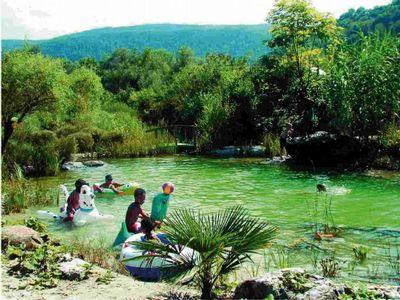 Ecopiscina lago dbamb la web mas visitada de for Biopiscinas construccion