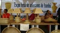 Artesanía con bambú