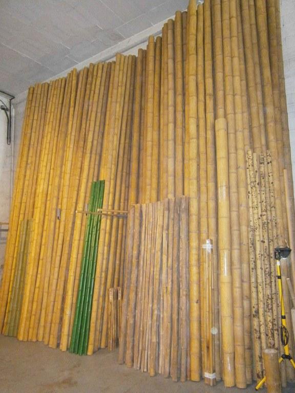 Construir con Bambú Guadua