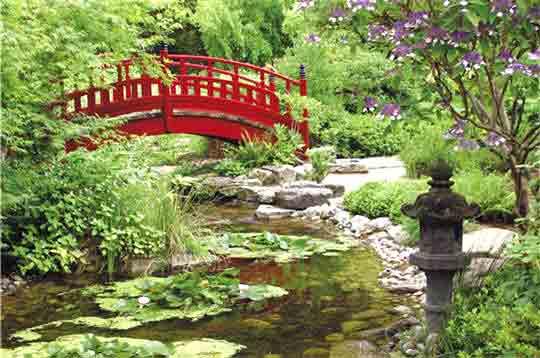 Jardines japoneses 5 for Figuras para jardin zen