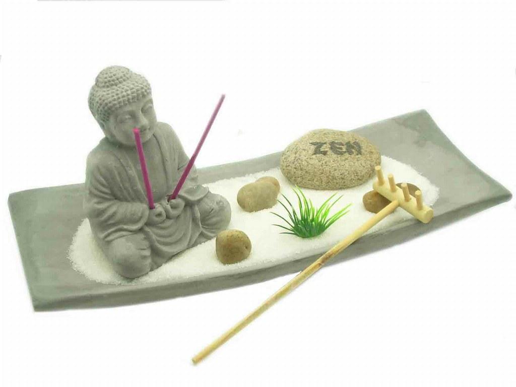 Jardines zen para relajarse y meditar - Jardines zen fotos ...