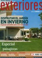 Gojo Design y dbambú en la Revista exteriores núm.28
